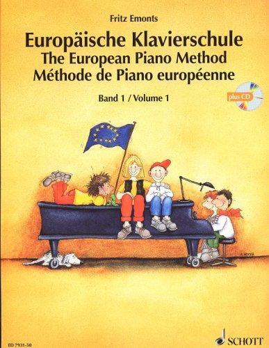 Download The European Piano Method – Volume 1