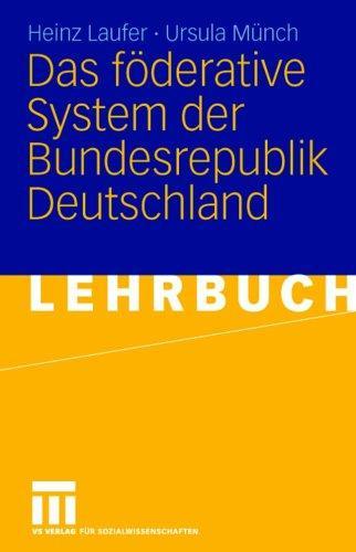 Download Das föderative System der Bundesrepublik Deutschland