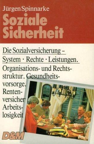 Soziale Sicherheit in der Bundesrepublik Deutschland