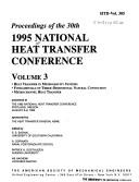 Download Proceedings of the National Heat Transfer Conference (HTD)